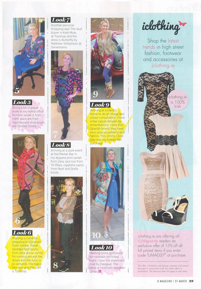 U Magazine  Mar 31st 2013 - 2 of 2