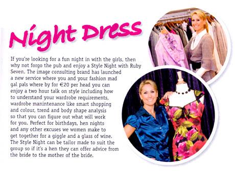 U Magazine  6th July 2009
