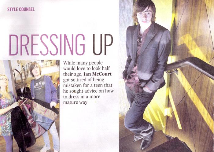 The Irish Times Magazine  Jan 15, 2011 - 1 of 2